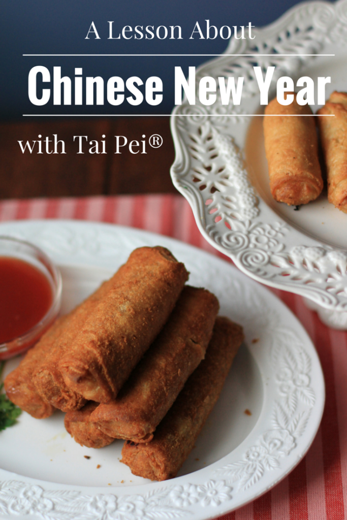 A Lesson about Chinese New Year with Tai Pei®