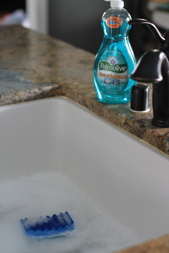 palmolive multi-surface dish soap