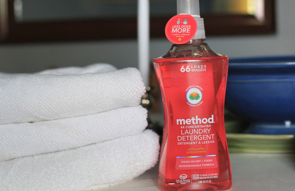 method laundry detergent