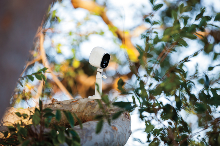 arlo home security