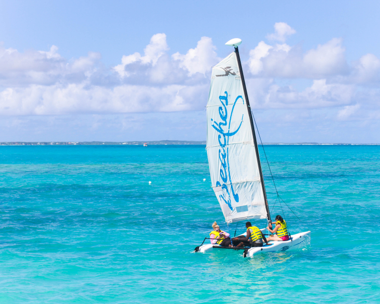 Beaches Turks & Caicos Sailing School
