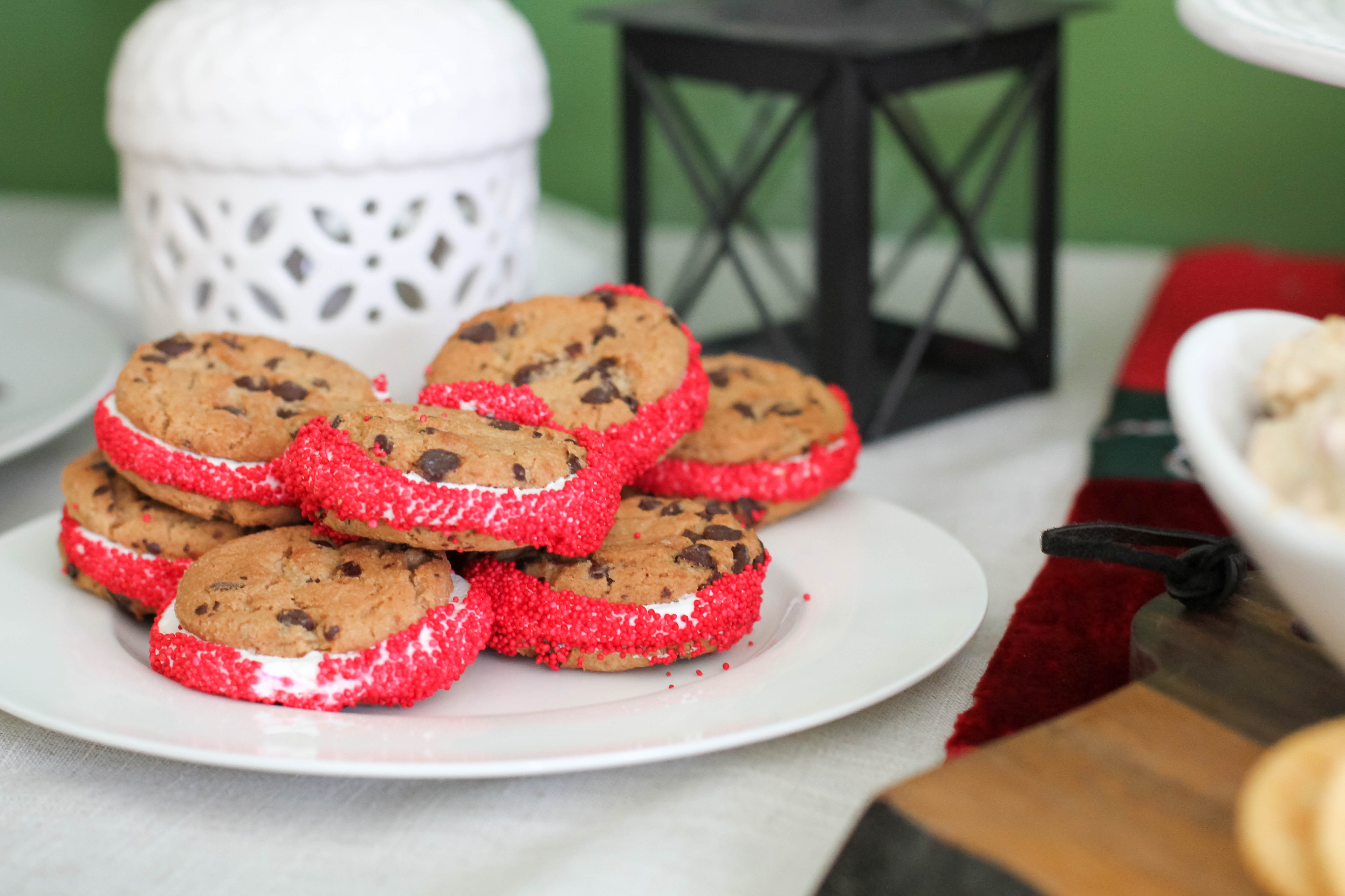 stuffed chips ahoy cookies