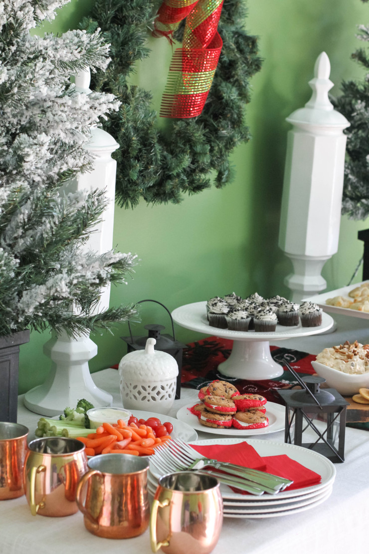 eat cookies and be merry party