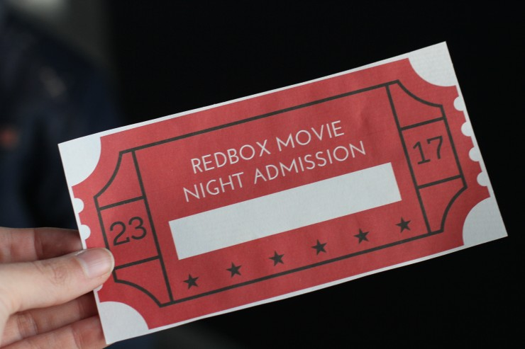 graphic about Printable Redbox Gift Cards called Final Moment Presents With Redbox: Absolutely free Printable - A Southern
