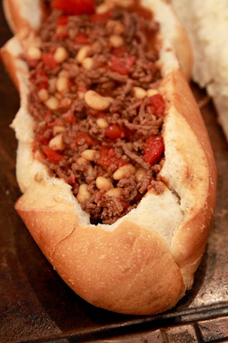 chili bread boat
