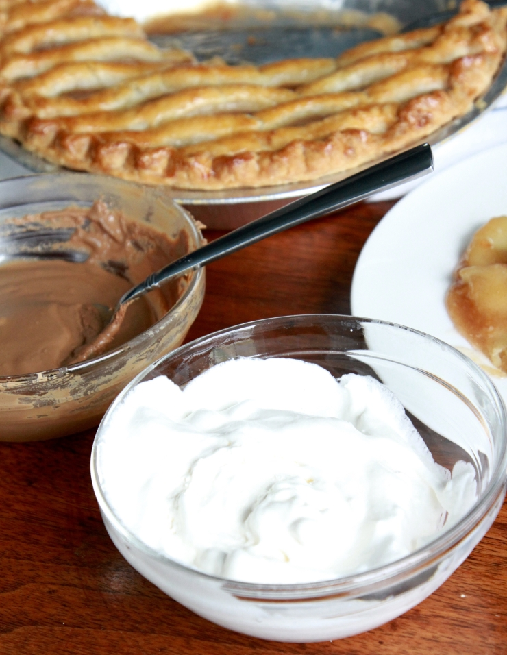 pie toppings