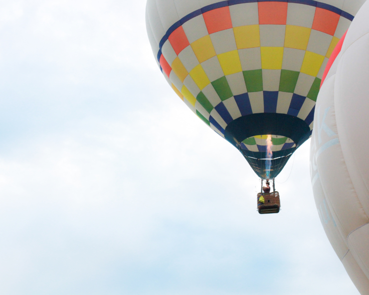 the great american balloon race