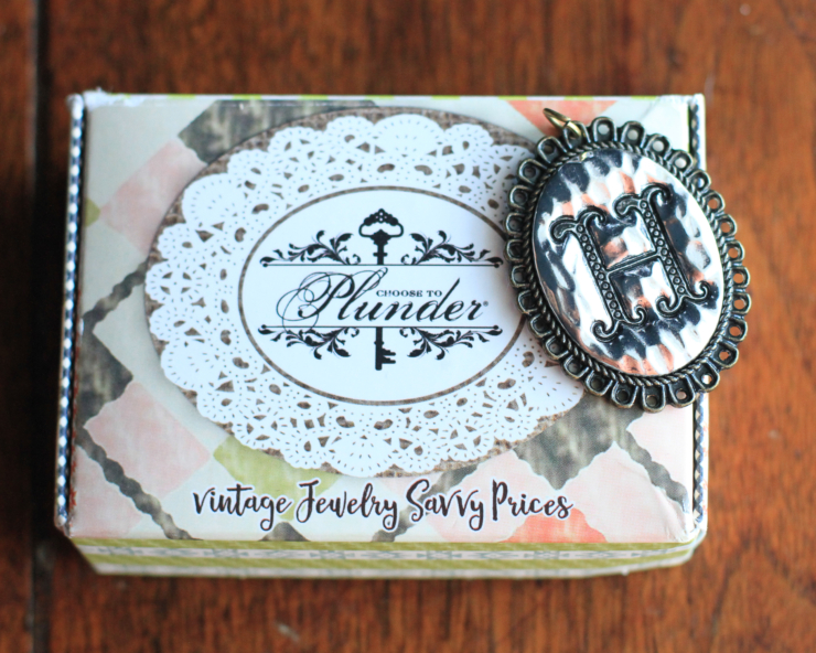Plunder Design Vintage Style jewelry