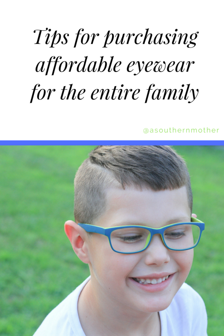 Tips For Purchasing Affordable Eyewear For The Entire Family
