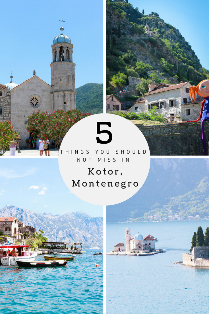 5 things you should not miss in Kotor, montenegro