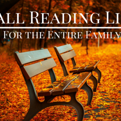 Fall Reading List For The Entire Family: Friday Fresh Picks