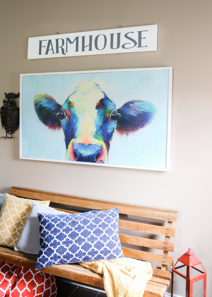 Diy farmhouse sign