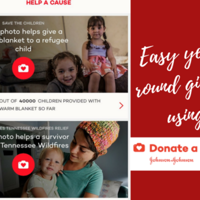 365 Days of Giving: Donate A Photo Photography Challenge